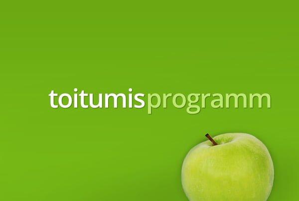 Toitumisprogramm